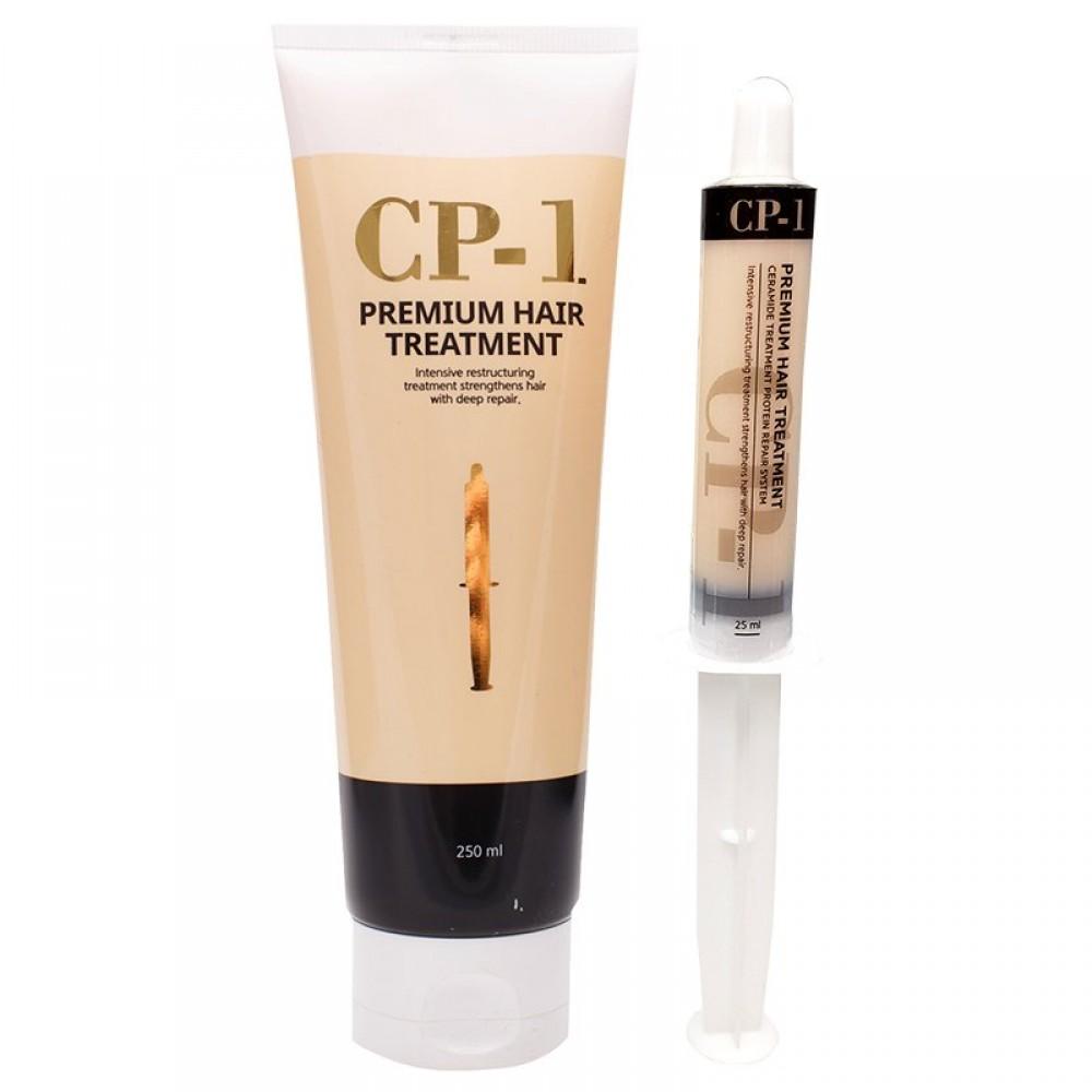 CP-1 Premium Protein Treatment Протеиновая маска для лечения и разглаживания повреждённых волос