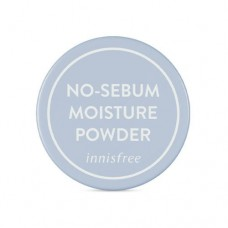 INNISFREE No Sebum Moisture Powder (Renew) Минеральная увлажняющая матирующая пудра