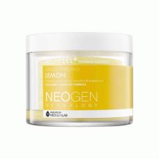 Neogen Dermalogy Bio-Peel Gauze Peeling Lemon Осветляющие пилинг-диски с экстрактом лимона