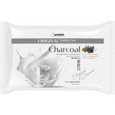 Anskin Charcoal Modeling Mask Альгинатная маска для проблемной жирной кожи