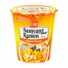 Samyang Ramen Chicken Flover (Cup) Лапша рамен со вкусом курицы. Стакан
