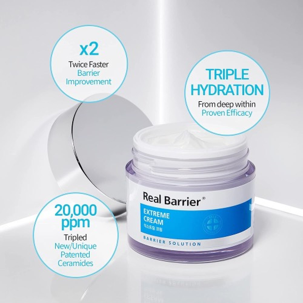 Real Barrier Extreme Cream (New Formula) Защитный крем