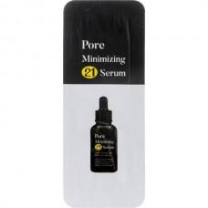 TIAM Pore Minimizing 21 Serum Sample 1 ml Себорегулирующая сыворотка для сужения пор. Пробник 1 мл