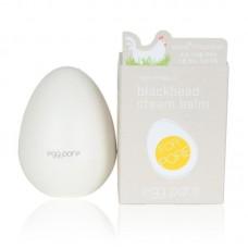 Tony Moly Egg Pore Blackhead Steam Balm Бальзам для удаления черных точек с разогревающим эффектом