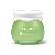 Frudia Green Grape Pore Control Cream Себорегулирующий крем для лица с 81% экстрактом зеленого винограда