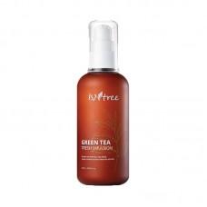 Isntree Green Tea Fresh Emulsion Освежающая эмульсия с зелёным чаем