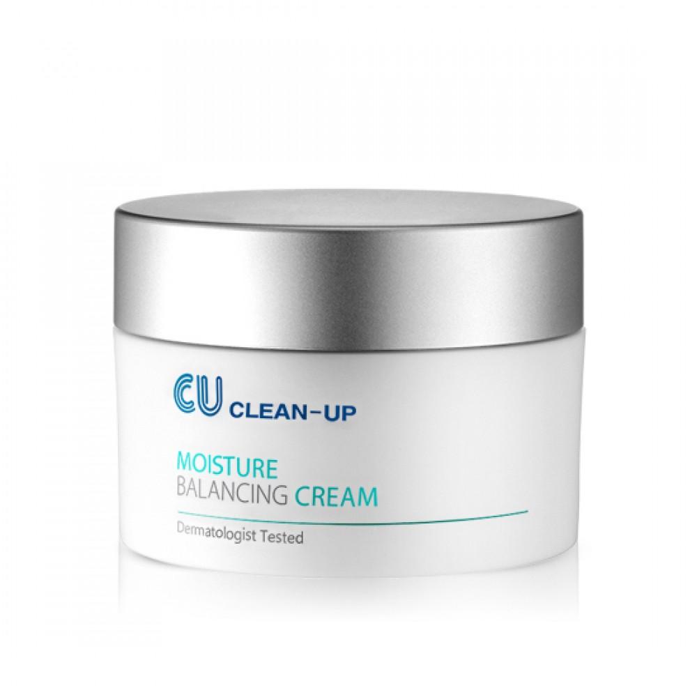 CU Skin Clean-Up Moisture Balancing Cream