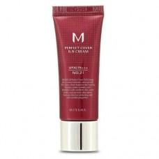 Missha M Perfect Cover BB Cream SPF42 20 ml