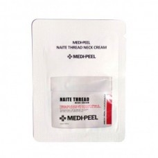 MEDI-PEEL Naite Thread Neck Cream Sample Подтягивающий крем для шеи с пептидами. Пробник 1,5 гр