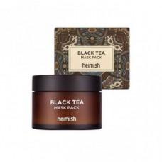 Heimish Black Tea Mask Pack Маска тонизирующая и успокаивающая с черным чаем против отеков