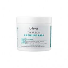 Isntree Clear Skin AB Peeling Pads