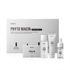 Nacific Phyto Niacin Whitening Kit Осветляющий набор миниатюр