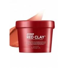 Missha Amazon Red Clay Pore Mask Очищающая маска из красной глины