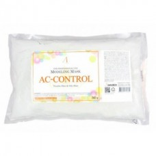 Anskin AC ControlModeling Mask Альгинатная маска для проблемной кожи