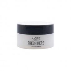 NACIFIC Fresh Herb Origin Cream (Miniature 12 g) Питательный крем с маслами ши и бергамота. Миниатюра 12 гр.