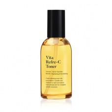 Tiam Vita Refre-C Toner Витаминный тонер с витамином С и Е