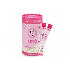 Gyeol Collagen 2 gr*60 ea Питьевой коллаген (морской) 500мг + витамин С (120мг)