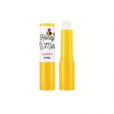 A'pieu Honey & Milk Lip Balm