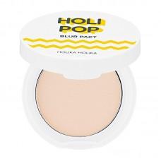 Holika Holika Holi Pop Blur Pact Компактная пудра для лица 01 Light Beige
