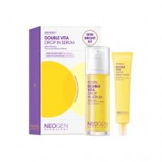 Neogen Double Vita Drop In Serum Skin Bright Kit Набор для осветления кожи 