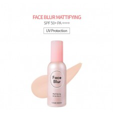 Etude House Face Blur SPF 50 PA++++ Mattifying База под макияж с эффектом