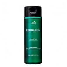Lador Herbalism Shampoo 150 ml Слабокислотный травяной шампунь с аминокислотами 150 мл