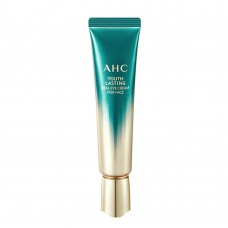 AHC Youth Lasting Real Eye Cream For Face Антивозрастной крем для век и лица с пептидами