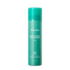 JMsolution Marine Luminous Pearl Sun Protection Sun Spray SPF50+ PA+++ Солнцезащитный спрей с жемчугом