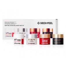 Medi-Peel Signature Cream Trial Kit Набор миниатюр кремов для лица и шеи