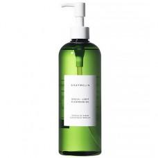 Graymelin Green Light Cleansing Oil 400 ml Гидрофильное масло с комплексом трав