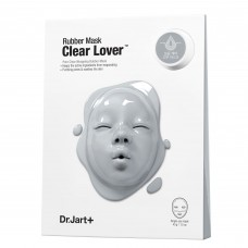 Dr. Jart Dermask Rubber Mask Clear Lover Моделирующая альгинатная маска двухфазного действия.«МАНИЯ ОЧИЩЕНИЯ»