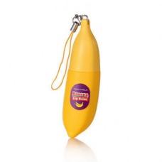 TONY MOLY Delight Dalcom Banana Pong-Dang Lip Balm Бальзам для губ-брелок банан