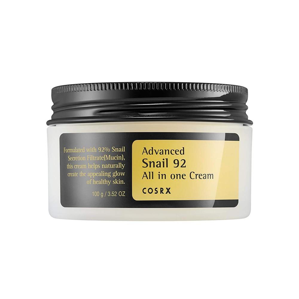 COSRX Advanced Snail 92 All in One Cream Универсальный крем 92% экстракта муцина улитки