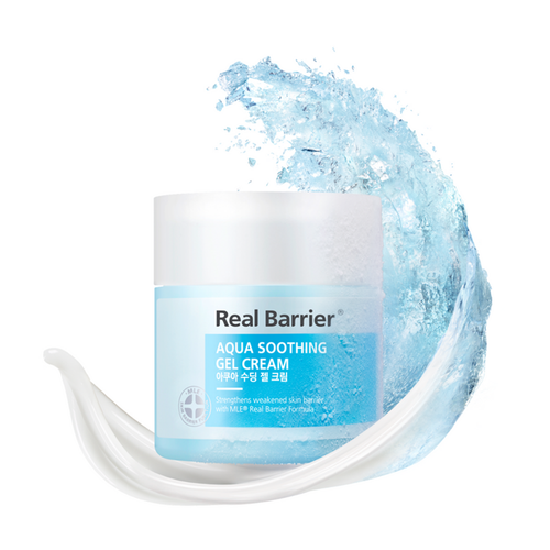 Real Barrier Aqua Soothing Gel Cream 50ml (Proven 5°C effect)